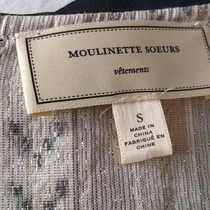 Moulinette Soeurs Tops - Moulinette Soeurs 3/4 sleeve top S